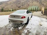 BMW 630 2007 года за 6 500 000 тг. в Алматы – фото 5
