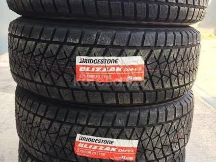Шины Bridgestone 275/55/r20 DMV-2 за 78 000 тг. в Алматы – фото 3