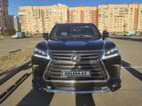 Lexus LX 570 2019 года за 40 000 000 тг. в Нур-Султан (Астана) – фото 2