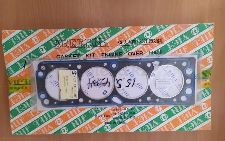 Комплект прокладок ДВС на Daewoo Nexia 1.5 DOHC за 9 500 тг. в Актау