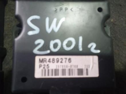 Компьютер основной митсубиси спейс вагон 2001г за 444 тг. в Костанай – фото 2