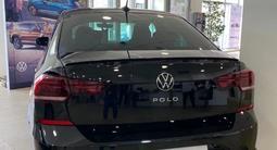 Volkswagen Polo 2021 года за 8 436 000 тг. в Усть-Каменогорск – фото 5