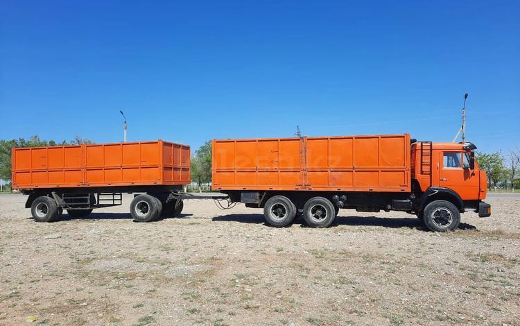 КамАЗ 1990 года за 9 500 000 тг. в Казталовка