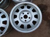 Оригинальные легкосплавные диски R15 на Ауди 100 (Германия 5*112 Ц за 70 000 тг. в Нур-Султан (Астана) – фото 2