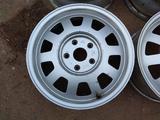Оригинальные легкосплавные диски R15 на Ауди 100 (Германия 5*112 Ц за 70 000 тг. в Нур-Султан (Астана) – фото 3