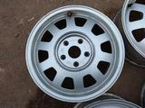 Оригинальные легкосплавные диски R15 на Ауди 100 (Германия 5*112 Ц за 70 000 тг. в Нур-Султан (Астана) – фото 4