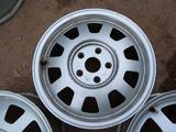Оригинальные легкосплавные диски R15 на Ауди 100 (Германия 5*112 Ц за 70 000 тг. в Нур-Султан (Астана) – фото 5