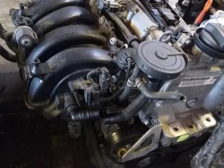 Двигатель в сборе Двигатель BLF V1,6 от VW Volkswagen за 11 900 тг. в Алматы – фото 4