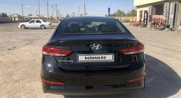Hyundai Elantra 2018 года за 8 200 000 тг. в Туркестан – фото 5
