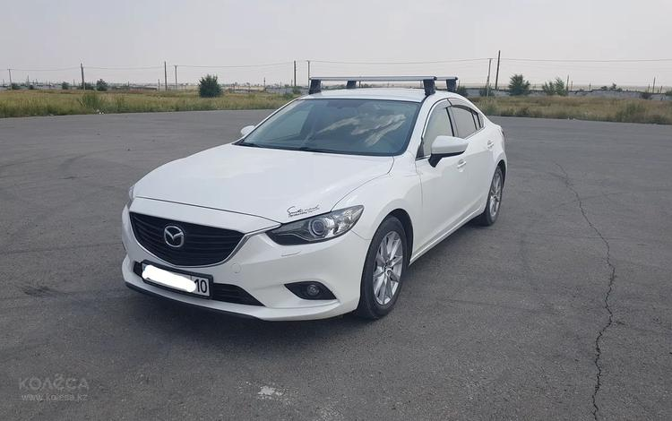 Mazda 6 2014 года за 7 200 000 тг. в Костанай