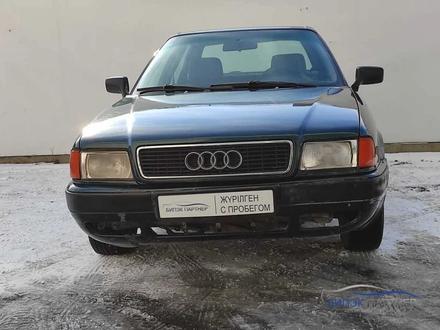 Audi 80 1992 года за 1 050 000 тг. в Тараз – фото 2