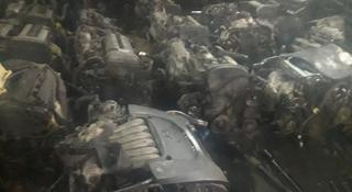 Двигатель 2.0 бензин за 555 тг. в Алматы