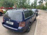 Volkswagen Passat 2001 года за 2 050 000 тг. в Нур-Султан (Астана) – фото 4