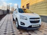 Chevrolet Tracker 2015 года за 5 800 000 тг. в Тараз – фото 3