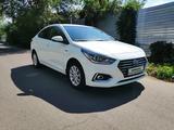 Hyundai Accent 2018 года за 6 000 000 тг. в Алматы