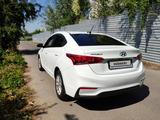 Hyundai Accent 2018 года за 6 000 000 тг. в Алматы – фото 3