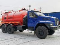 Урал  Автоцистерна вакуумная (ассенизатор) МВ-10 Урал 4320 NEXT 2021 года за 27 000 000 тг. в Атырау