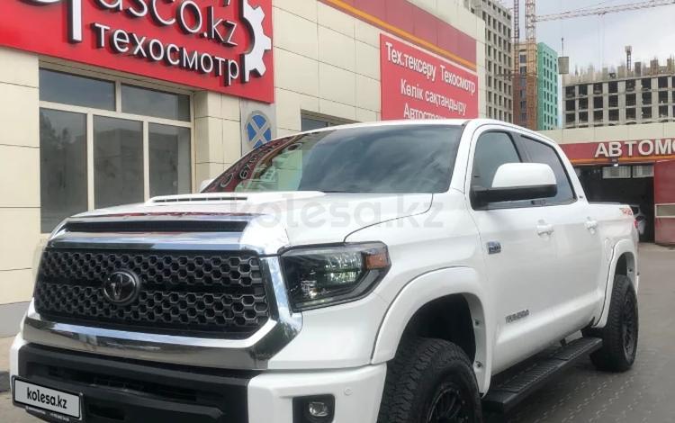 Toyota Tundra 2019 года за 28 700 000 тг. в Алматы