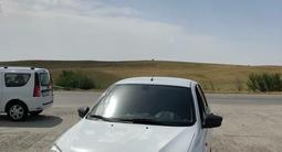 ВАЗ (Lada) Granta 2190 (седан) 2015 года за 2 500 000 тг. в Шымкент – фото 4