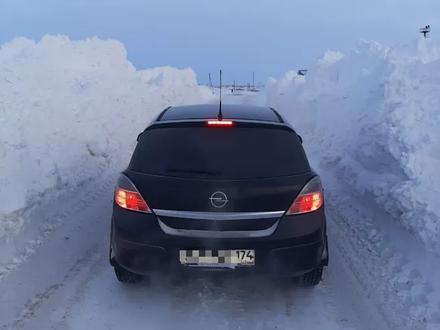 Opel Astra 2011 года за 1 900 000 тг. в Костанай – фото 7