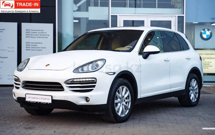 Porsche Cayenne 2013 года за 13 710 000 тг. в Алматы