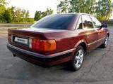 Audi 100 1991 года за 1 550 000 тг. в Петропавловск – фото 2