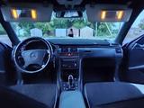 Mercedes-Benz E 200 1997 года за 2 200 000 тг. в Петропавловск – фото 5