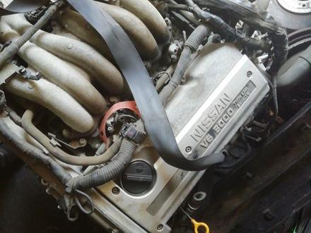 Двигатель VQ30 объёмом 3.0литра за 330 000 тг. в Алматы