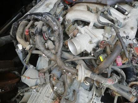 Двигатель VQ30 объёмом 3.0литра за 330 000 тг. в Алматы – фото 3