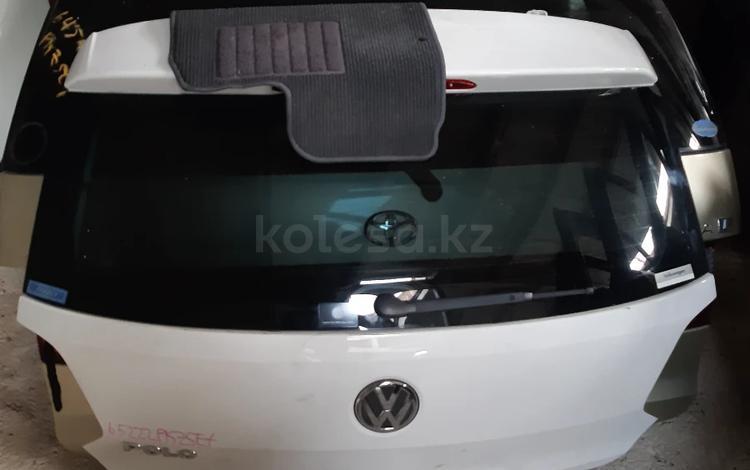 Крышка Багажника Volkswagen Polo 5 Хэчбек 2009г из Японии за 50 000 тг. в Тараз