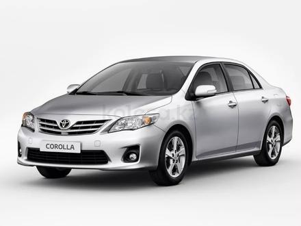 Стёкла Toyota Corolla (2010 — 2013 Г. В.) за 10 300 тг. в Алматы – фото 2