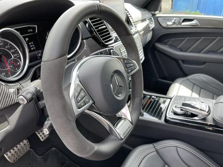 Mercedes-Benz GLE Coupe 63 AMG 2015 года за 37 750 000 тг. в Алматы – фото 8