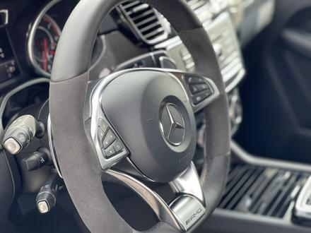 Mercedes-Benz GLE Coupe 63 AMG 2015 года за 37 750 000 тг. в Алматы – фото 9