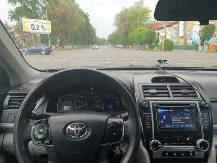Toyota Camry 2012 года за 7 500 000 тг. в Талдыкорган – фото 16