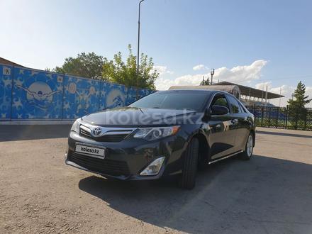 Toyota Camry 2012 года за 7 500 000 тг. в Талдыкорган – фото 3