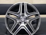 Комплект Новых дисков на Mercedes Benz GL R20 5/112 за 290 000 тг. в Алматы