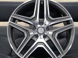 Комплект Новых дисков на Mercedes Benz GL R20 5/112 за 290 000 тг. в Алматы – фото 2