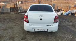 ВАЗ (Lada) 2190 (седан) 2014 года за 2 350 000 тг. в Усть-Каменогорск – фото 2