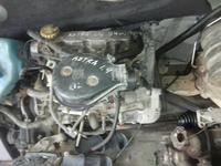 Двигатель на Опель Астра за 1 111 тг. в Костанай