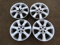 Оригинальные легкосплавные диски на автомашину Toyota Avensis (Испан за 85 000 тг. в Нур-Султан (Астана)