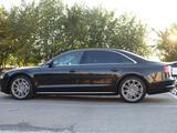 Audi A8 2012 года за 11 000 000 тг. в Нур-Султан (Астана)