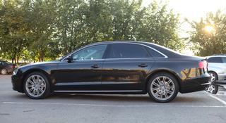 Audi A8 2012 года за 10 800 000 тг. в Нур-Султан (Астана)