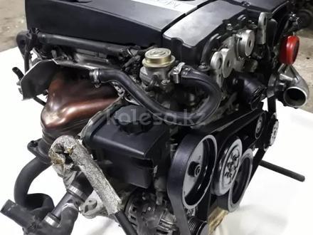 Двигатель Mercedes-Benz 271 C 200 w203 за 600 000 тг. в Актау – фото 4