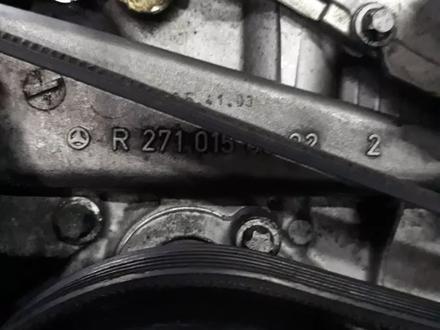 Двигатель Mercedes-Benz 271 C 200 w203 за 600 000 тг. в Актау – фото 7