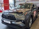 Toyota Highlander 2021 года за 35 000 870 тг. в Нур-Султан (Астана) – фото 2