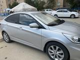 Hyundai Accent 2013 года за 3 900 000 тг. в Жанаозен – фото 3