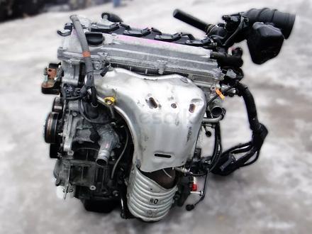 Двигатель Toyota Camry XV30 за 9 999 тг. в Алматы
