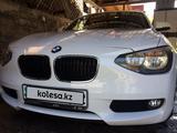 BMW 116 2013 года за 6 200 000 тг. в Алматы