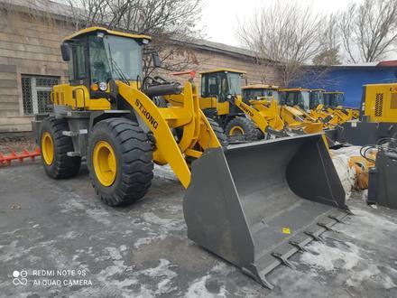 Strong  фронтальный погрузчик 2021 года за 18 990 000 тг. в Нур-Султан (Астана) – фото 9