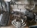 Двигатель на разбор бмв е34 м20б20 за 10 000 тг. в Федоровка (Федоровский р-н)